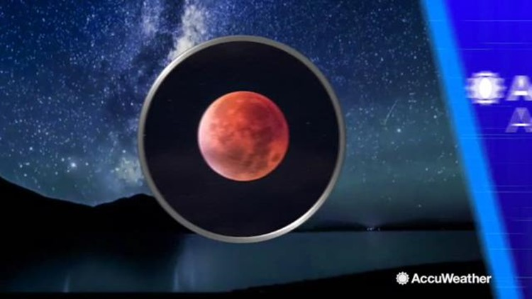 Catch the total lunar eclipse tonight