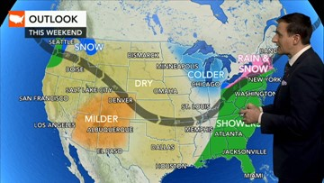 Thanksgiving travel: Stormy weather could throw a wrench in travel plans
