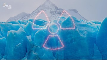 Scientists Find Radioactive Debris is Stored in Melting Glaciers
