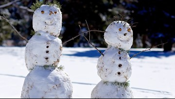 This is How to Build the Perfect Snowman, According to Science