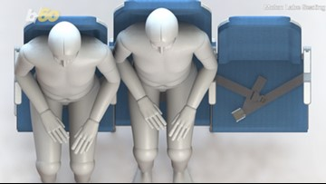 A New Design Might Make Airplane Middle Seats Better