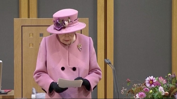 'You Are as Old as You Feel;' Queen Elizabeth Playfully Declines the Trophy for 'Oldie of the Year'
