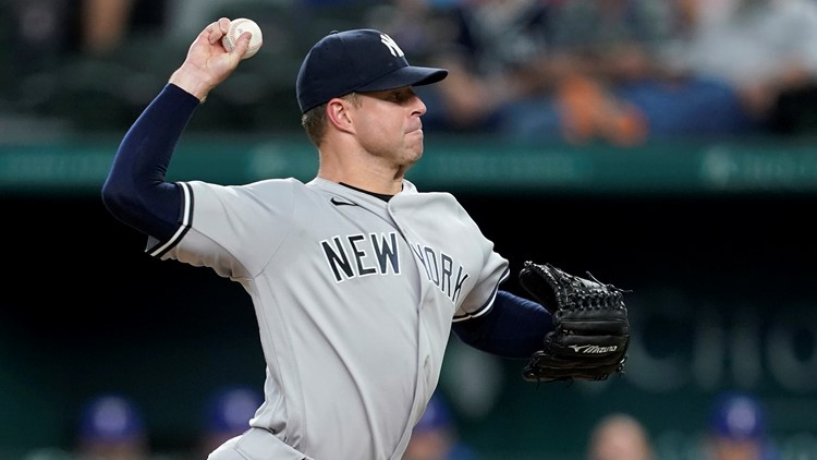 Yankees' Kluber throws 6th no-hitter of MLB season; Majors' 2nd no-no in 2 days