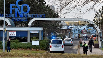 6 dead in Czech hospital shooting