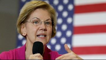 Des Moines Register endorses Warren as Democrats make last-minute Iowa push
