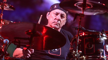 Rush drummer Neil Peart dead at 67