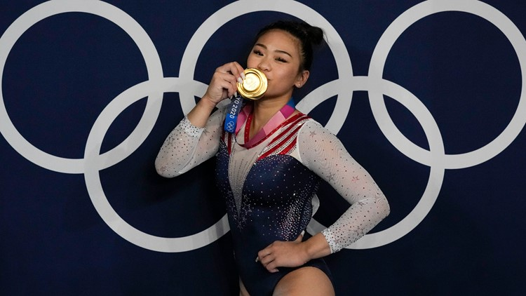 Suni Lee eager to embrace college life away from intensity of elite gymnastics