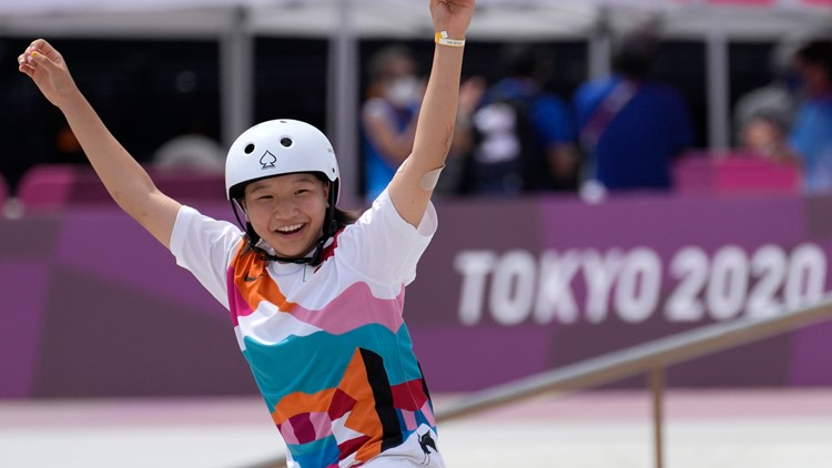 Skateboarding makes its Olympic debut in 'street' event