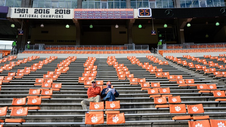 Why pandemic rules differ across college football