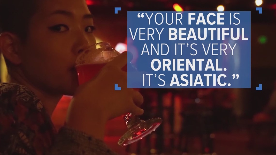 Artist exposes real-life racist comments in film