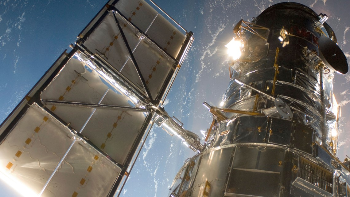 The Hubble Space Telescope's amazing and iconic images