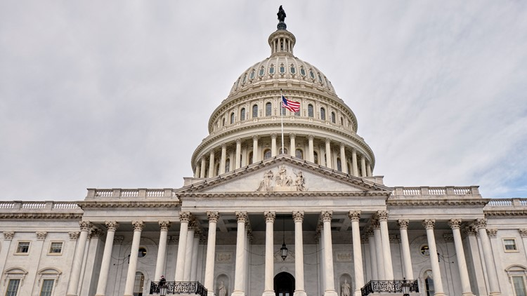 United States Capitol Building 7