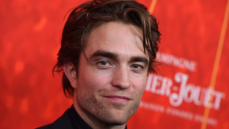 Robert Pattinson 2018 Gala AP