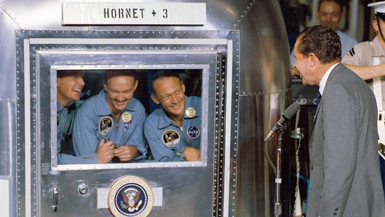 Apollo 11 quarantine