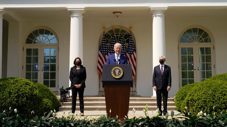 Biden calls gun violence a 'public health epidemic' while announcing orders addressing crisis