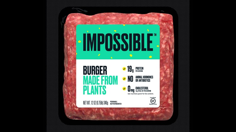 Impossible Burger is coming to stores
