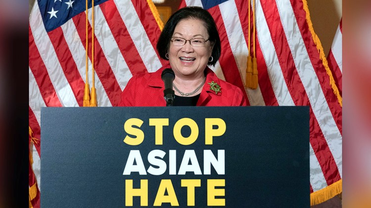 Senate takes up Asian-American hate crime bill Wednesday