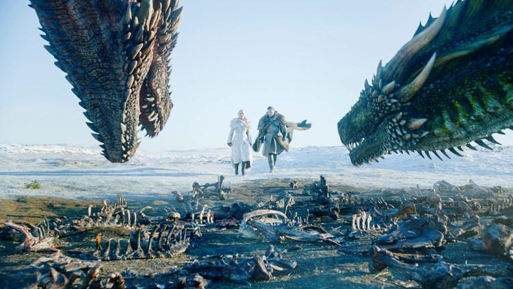Game of Thrones Ratings Season 8 premiere AP