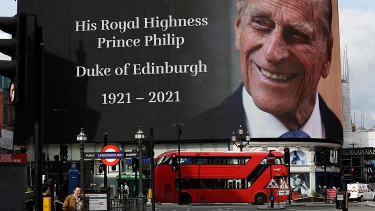 READ: Biden, Harris statements on death of Prince Philip