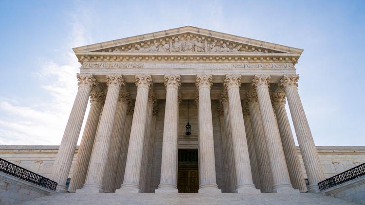 Supreme Court file photo AP June 2019