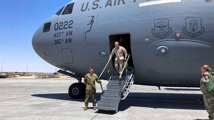 US commander says more work needed to counter small drones