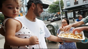 Syrian refugee turns to food to rebuild his life in US