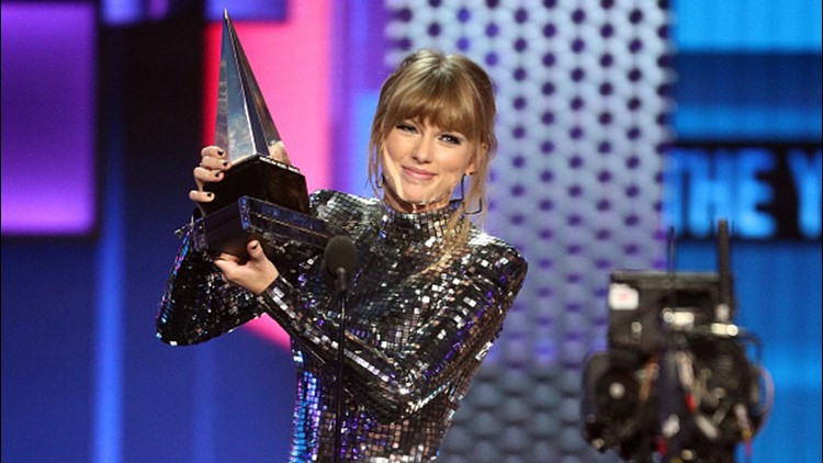 Check out the list of winners and nominees from the 2018 American Music Awards.