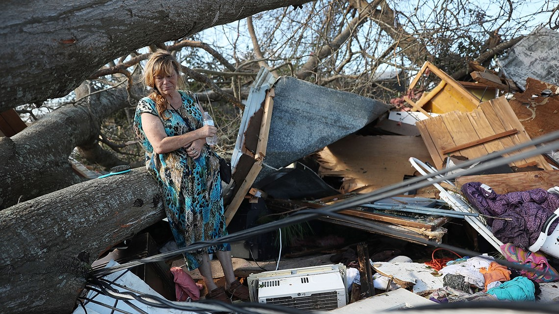 S Hurricane Michael slams Florida Panhandle
