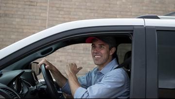 Beto O'Rourke raises $38.1M, triples Ted Cruz despite sagging polls
