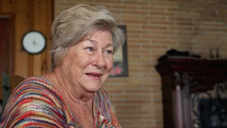 Shirley Revell hurricane michael