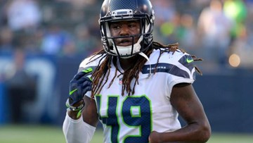 Young fan shares touching moment with Seahawks rookie Shaquem Griffin