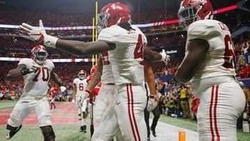 College Football Playoff field: Alabama vs. Oklahoma; Clemson vs. Notre Dame