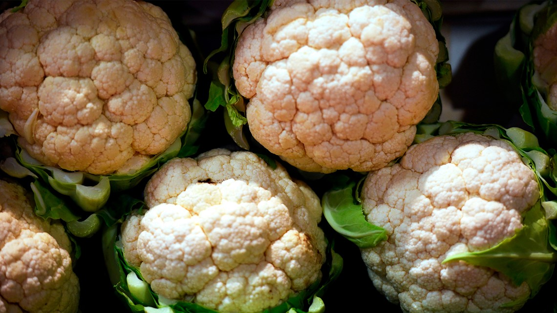 Calif. farm linked to romaine lettuce recall issues new recall for cauliflower