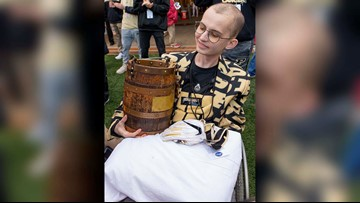 Tyler Trent, Purdue super fan who inspired with fight against cancer, dies