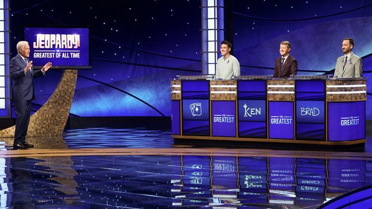 TV Jeopardy Greats