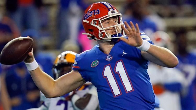 Buccaneers pick possible Brady heir on NFL Draft night 2
