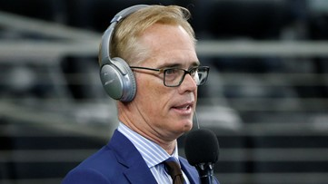 Sports announcer Joe Buck wants to narrate your home quarantine life for charity