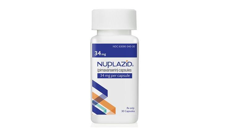 Nuplazid dementia drug