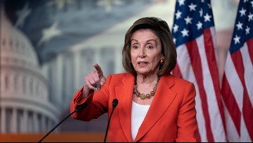 Pelosi asks for articles of impeachment against President Trump
