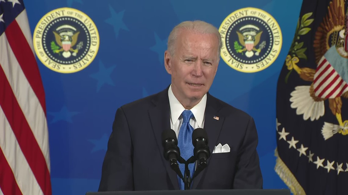 Biden details plan for US to buy 100 million more Johnson & Johnson vaccines