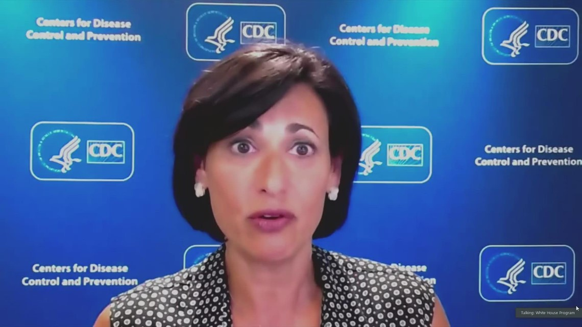 CDC director offers Labor Day safety tips