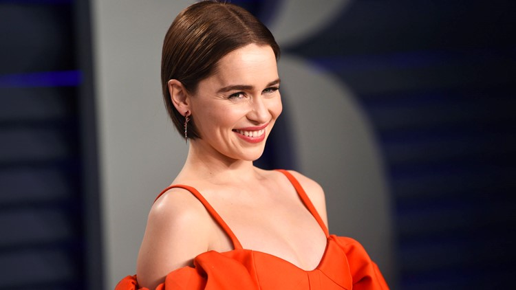 'Game of Thrones' actress Emilia Clarke reveals she's had 2 life-threatening aneurysms
