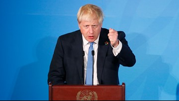 Boris Johnson faces probe for alleged US businesswoman links