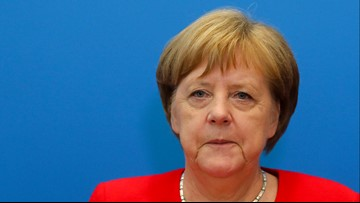 Germany's Merkel doesn't see G-20 resolving global conflicts