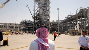 Journalists see heart of Saudi oil industry after attack