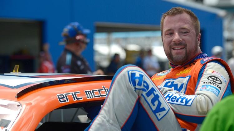 EX-NASCAR driver Eric McClure dies at 42