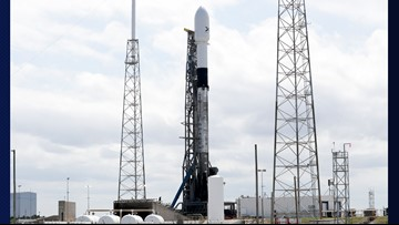 SpaceX bumps Falcon 9 launch to Thursday due to high winds