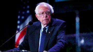 Bernie Sanders' $16 trillion climate plan builds on Green New Deal