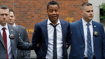 Cuba Gooding Jr. charged with groping woman at NYC club