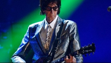 Ric Ocasek's wife says he died while recuperating from surgery